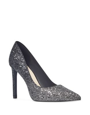 Tatiana Shimmering Pumps by Nine West