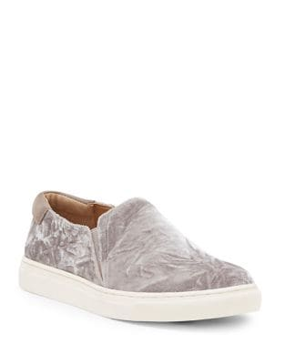 Lupa Velvet Slip-On Sneakers by Lucky Brand