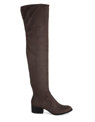 Addy Microsuede Over-The-Knee Boots by Kenneth Cole New York