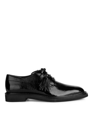 Annie Patent Leather Derbys by Kenneth Cole New York