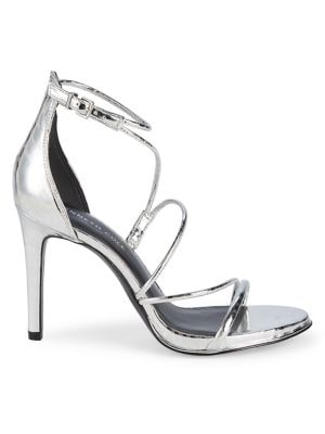 Bryanna Leather Ankle-Strap Sandals by Kenneth Cole New York
