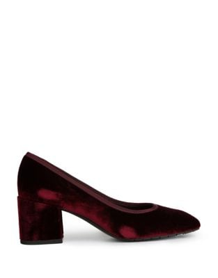 Eryn Velvet Pumps by Kenneth Cole New York