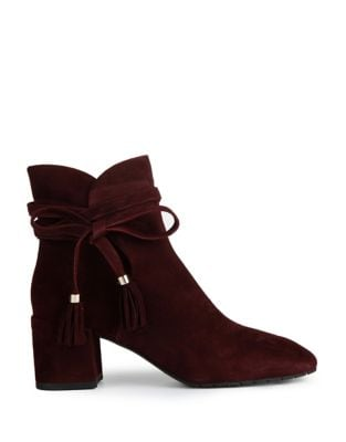 Estella Suede Booties by Kenneth Cole New York