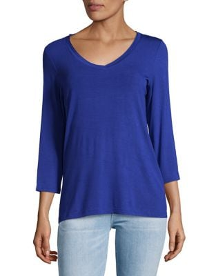 V-Neck Top @ Lord...