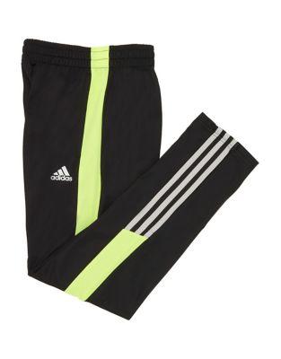 Boys Striped Cotton Pants