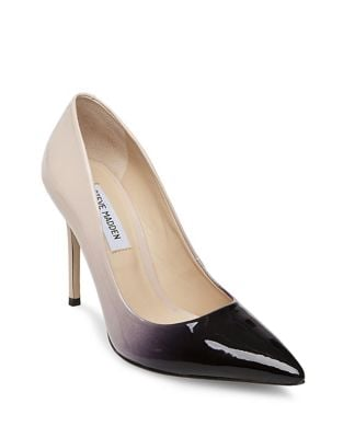 Zoey Patent Leather Pumps by Steve Madden