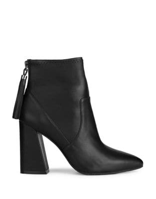 Gracelyn Leather Booties by Kenneth Cole New York