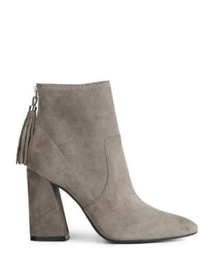 Gracelyn Suede Booties by Kenneth Cole New York