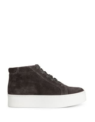 Janette Suede Sneakers by Kenneth Cole New York