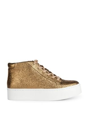 Janette Leather Sneakers by Kenneth Cole New York