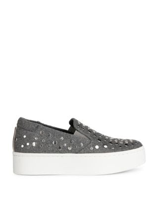 Jeyda Slip-On Textile Sneakers by Kenneth Cole New York