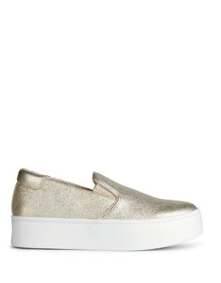 Joanie Leather Slip-On Sneakers by Kenneth Cole New York
