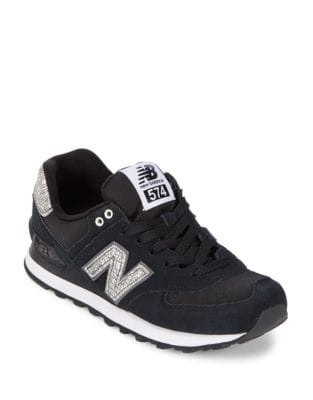 574 Suede Athletic Sneakers by New Balance