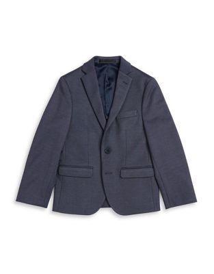 Boy's Knit Sportcoat...
