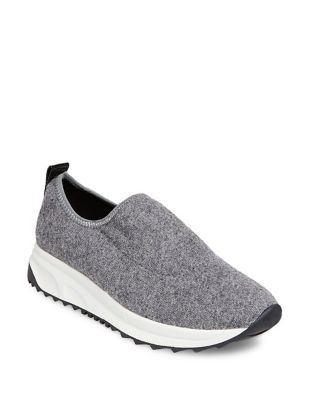 Slate Slip-On Sneakers by Steven by Steve Madden