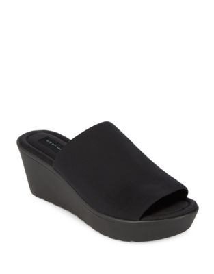Blowout Platform Wedge Sandals by Steven by Steve Madden