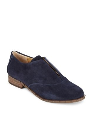 Deandra Suede Loafers by Splendid