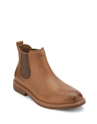 Leather Chelsea Boots...