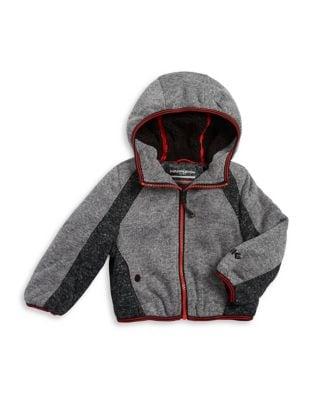 Little Boys Hooded Jacket...