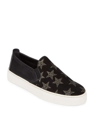 Star Slip-On Sneakers by The Flexx