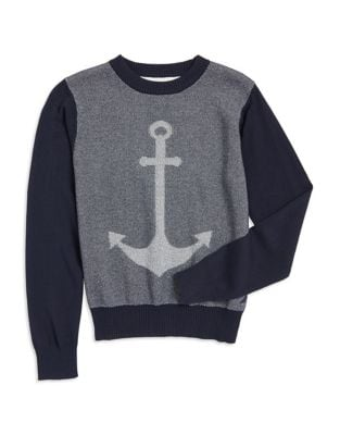 Boys Pullover Cotton Sweater