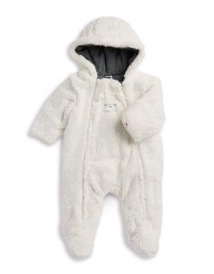 Baby Girl's Sherpa Pram 500087449019