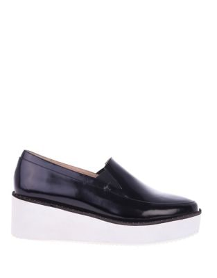 Tabbie Platform Loafers by Sol Sana