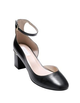 Warner Leather Pumps by Cole Haan