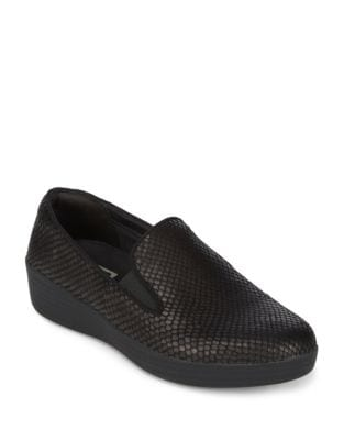 Superskate TM Slip-On Loafer by FitFlop
