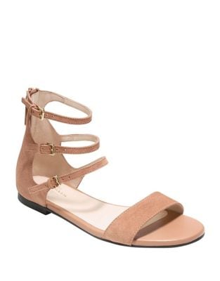 Cielo Suede Sandals by Cole Haan