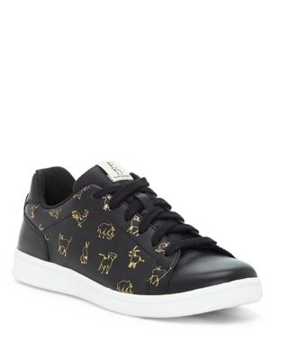Chaboss Leather Sneakers by Ed Ellen Degeneres