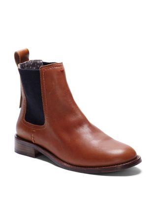 Zabi Leather Boots by Ed Ellen Degeneres