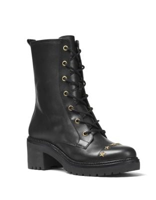 Cody Leather Ankle Boots by MICHAEL MICHAEL KORS