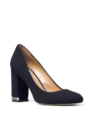 Jamie Suede Pumps by MICHAEL MICHAEL KORS
