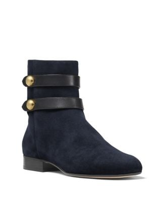 Maisie Suede Booties by MICHAEL MICHAEL KORS
