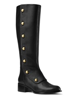 Maisie Leather Mid-Calf Boots by MICHAEL MICHAEL KORS