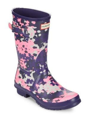 Original Short Flectarn Camo Rain Boot by Hunter