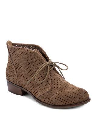 Isaac Suede Chukka Boots...