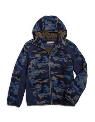 Boys Performance Fleece Jacket