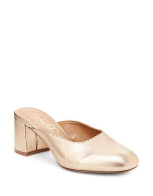 Peggy Leather Mules by Nanette By Nanette Lepore