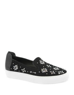 Burke Leather Sneakers by Rachel Zoe