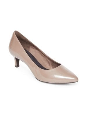 Kalila Patent Leather Pumps by Rockport