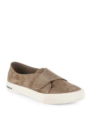 Melrose Suede Sneakers by Seavees
