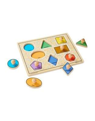 Large Shapes Jumbo Knob Puzzle 500087472862