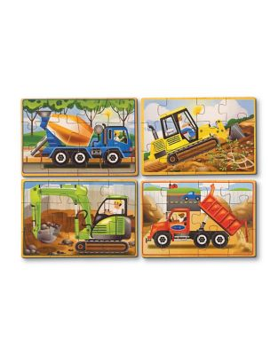 Set Of Four Construction Puzzles 500087472895