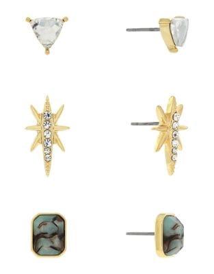 Story Teller Fashion Earrings Set 500087473978