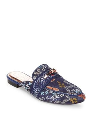 Dorlin Textile Mules by Ted Baker London