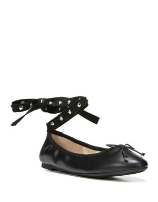 Celyn Leather Flats by Circus by Sam Edelman