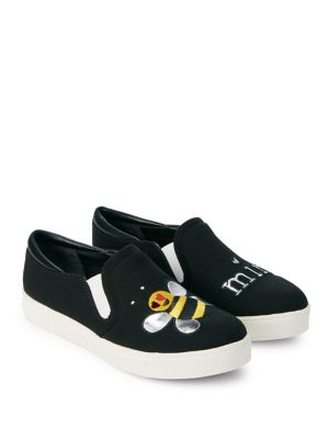 Charlie Bee Mine Fabric Sneakers by Circus by Sam Edelman