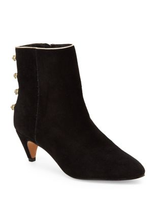 Korene Suede Booties by Nanette By Nanette Lepore